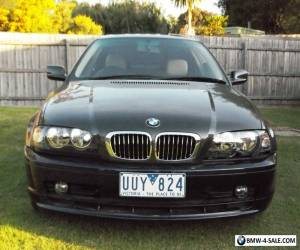 BMW 325 CI 2003 2 DOOR SPORTS COUPE 5 SP Automatic REGO + RWC 143,000 kms for Sale
