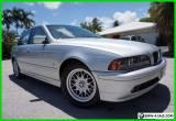 2002 BMW 5-Series iA for Sale
