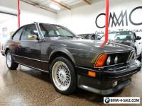 1983 BMW 6-Series
