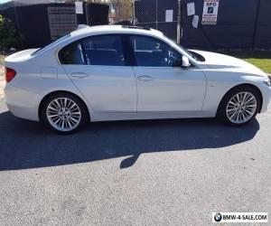 2013 BMW 328i F30 Luxury Line Steptronic for Sale