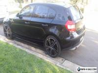 BMW 118i 05 hatchback manual