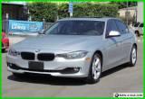 2014 BMW 3-Series 320I sedan automatic rebuilt w history pics for Sale