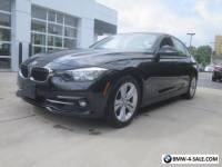 2016 BMW 3-Series CLEAN CARFAX 1 OWNER ONLY 8300 MILES