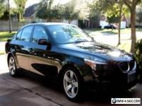 2007 BMW 5-Series E60