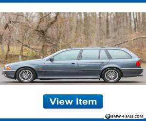 2000 BMW 5-Series for Sale