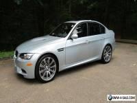 2010 BMW M3 M3