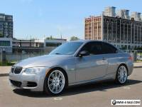 2011 BMW 3-Series 2011 BMW 335is Coupe
