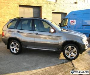 2006 BMW X5 3.0 PETROL SPORT ONLY 147,000 KLMS SERVICE REG 1/2017 ONLY $13590 A1 for Sale