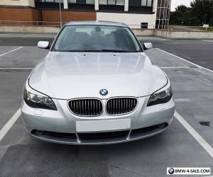 BMW 5 SERIES 2.5 525d SE 4dr for Sale