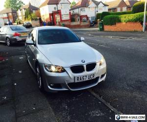 BMW 320D MSport, Auto Diesel, Silver- Full leathers  for Sale