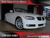 2010 BMW 3-Series 328i Convertible Ft Myers FL