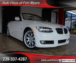 2010 BMW 3-Series 328i Convertible Ft Myers FL for Sale