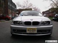 2001 BMW 3-Series 330ci