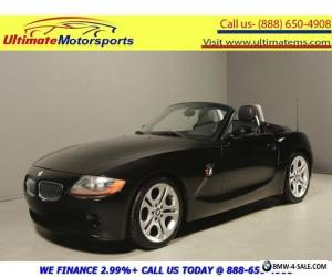 2003 BMW Z4 2003 2.5i CONVERTIBLE SPORT MANUAL 5-SPEED 94K MLS for Sale