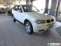 BMW X3 E83 3.0L Diesel Turbo 6 Speed Auto Wagon - 02 9479 9555 Easy Finance TAP