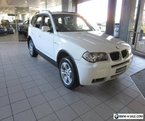 BMW X3 E83 3.0L Diesel Turbo 6 Speed Auto Wagon - 02 9479 9555 Easy Finance TAP for Sale