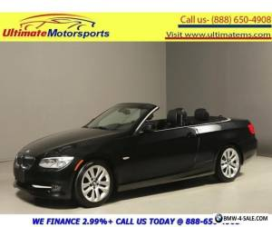 2013 BMW 3-Series 2013 328i CONVERTIBLE NAV SPORT HEATSEATS 31K MLS for Sale