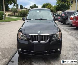 2007 BMW 3-Series Sedan for Sale