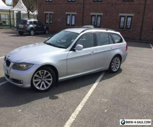 Bmw 3 series estate 320d silver  for Sale