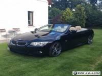 BMW 330D M SPORT CONVERITBLE NEW SHAPE FACELIFT
