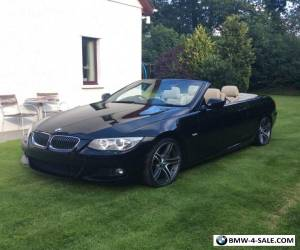 BMW 330D M SPORT CONVERITBLE NEW SHAPE FACELIFT  for Sale
