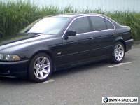 2003 BMW 5-Series M OPTION