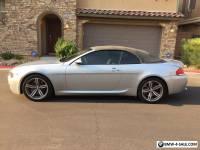 2009 BMW M6 M6