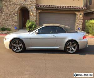 2009 BMW M6 M6 for Sale