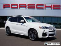 2015 BMW X3 AWD 4dr xDrive35i