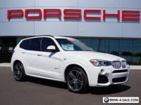2015 BMW X3 AWD 4dr xDrive35i