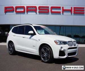 2015 BMW X3 AWD 4dr xDrive35i for Sale