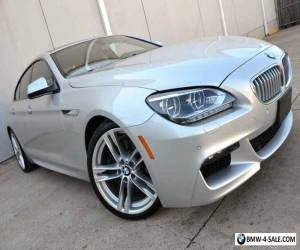 2014 BMW 6-Series 650i Gran Coupe LOADED Executive M Sport 20 Wheels for Sale