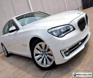 2013 BMW 7-Series Highly Optioned MSRP $100K ActiveHybrid 7  for Sale