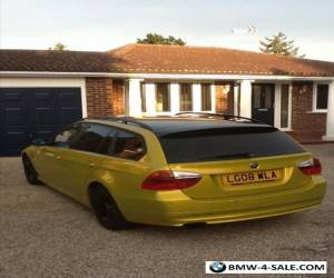 bmw 320d se 2008 estate manual  for Sale