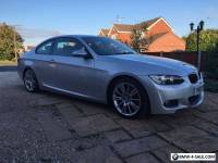 BMW 320D M SPORT COUPE 2007 E92