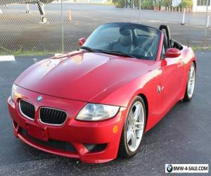 2007 BMW Z4 Roadster M for Sale