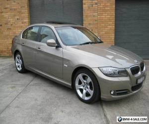 "2010 UPDATE BMW 320D EDITION ALL EXTRAS AS NEW SUNROOF/SATNAV"" ""$14990"" for Sale"