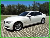 2013 BMW 7-Series 750 i