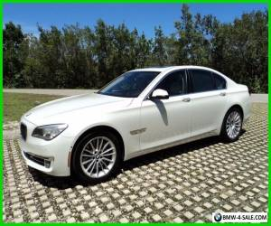 2013 BMW 7-Series 750 i for Sale