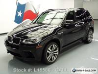 2013 BMW X5 M AWD PANO SUNROOF NAV REAR CAM HUD