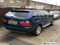 BMW X5 2004, 3.0 DIESEL WITH LONG MOT AND A LOT OF NEW PARTS, URGENT!!!