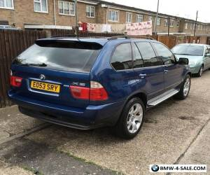 BMW X5 2004, 3.0 DIESEL WITH LONG MOT AND A LOT OF NEW PARTS, URGENT!!! for Sale