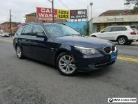 2010 BMW 5-Series Sports 535XI