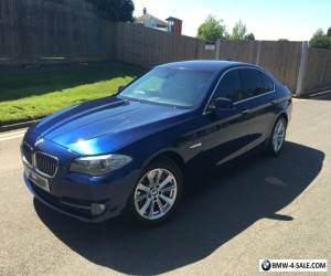 2010 (10) BMW 530D SE Sport 8-spd Auto Business Edtn 241BHP! - FBMWSH, not 520 for Sale