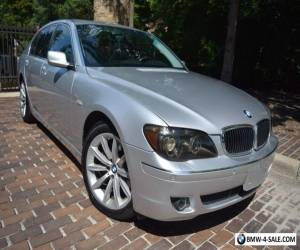 2008 BMW 7-Series PREMIUM-EDITION(LAST OF THIS BODY  STYLE) for Sale