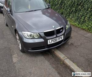 BMW 3 Series Grey 2008 318d Diesel M Sport Features for Sale