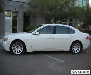 2004 BMW 7-Series for Sale