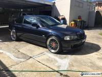 BMW 330ci 5 Speed Manual