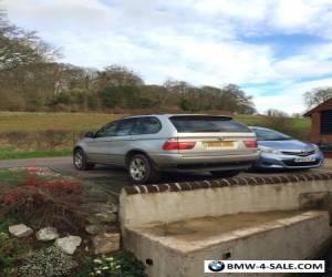 2002 BMW X5 Diesel Mot'd until April 2017 lots of history recent recon autobox  for Sale