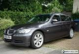 BMW 330D E91 Touring SE Manual FSH - iDrive SATNAV - HANDSFREE - WARRANTY for Sale